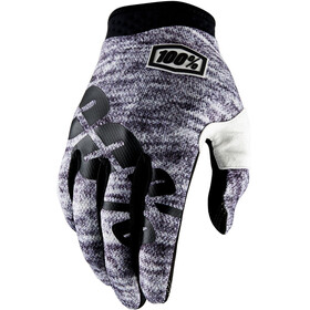100% iTrack Gloves heather
